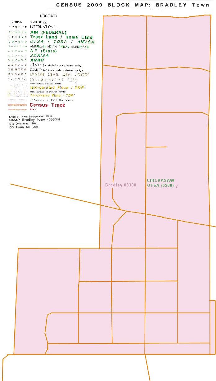 Census Map Museum Census Map 2000