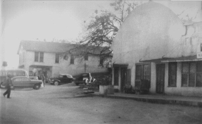 Bradley Gas Station and Garage