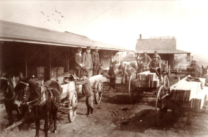 Bradley Lumber Yard