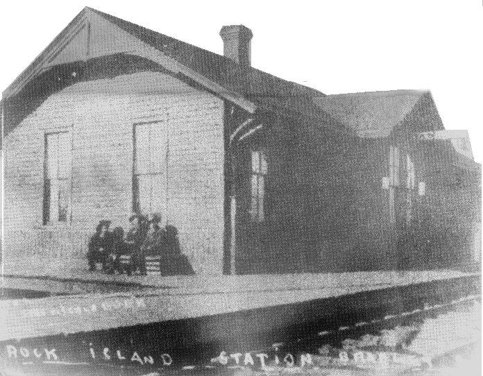 Bradley Railroad Station