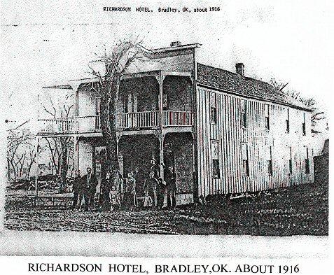 Richardson Hotel, 1916