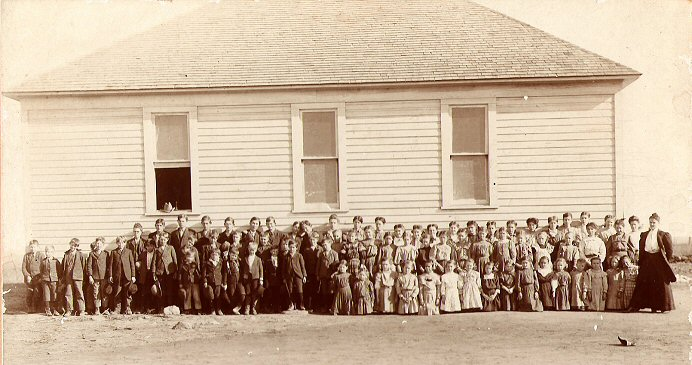 Second School, Class of 1906-1907