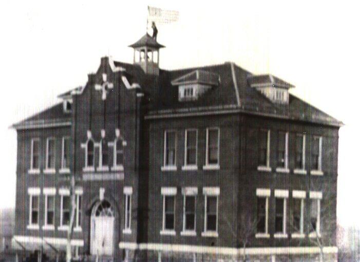 Third School built 1907
